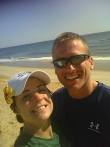 Cape Cod Ragnar Relay Beach