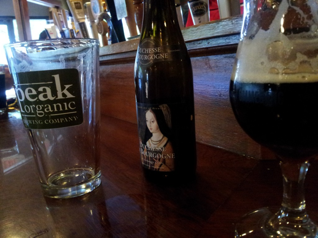 Duchesse De Bourgogne at the Tap and Mallet