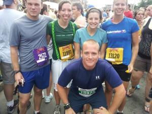 Boilermaker runners