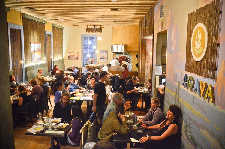 Agava Restaurant Ithaca Ny