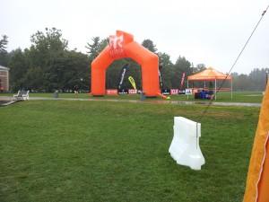 Ragnar Adirondacks Start Line 2012