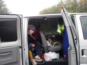 Ragnar Adirondacks Van