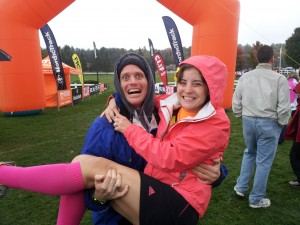 Ragnar Adirondacks Finish Line 2012
