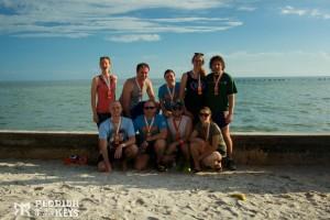 Ragnar Florida Keys Team Sudo Run Faster Pic 2014 Finish