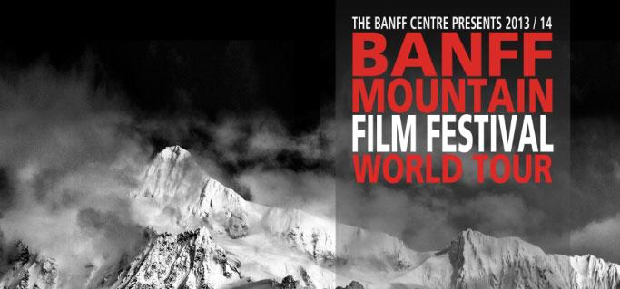 banff film festival banner 2014