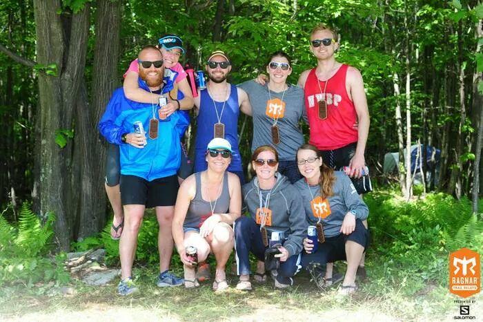 West Virginia Appalachians Trail Ragnar 2014