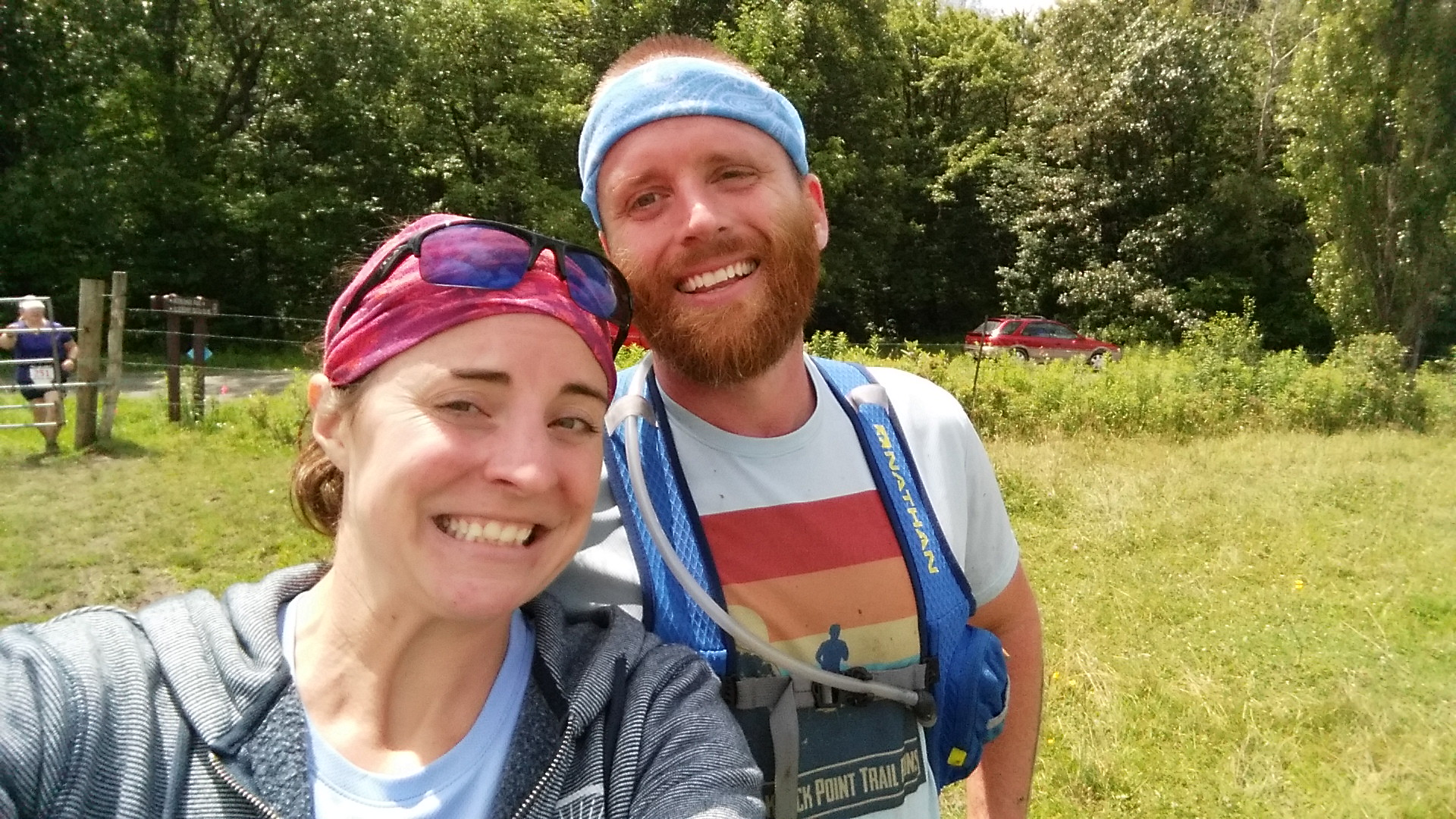 Finger Lakes Fifties Trail Race 2015