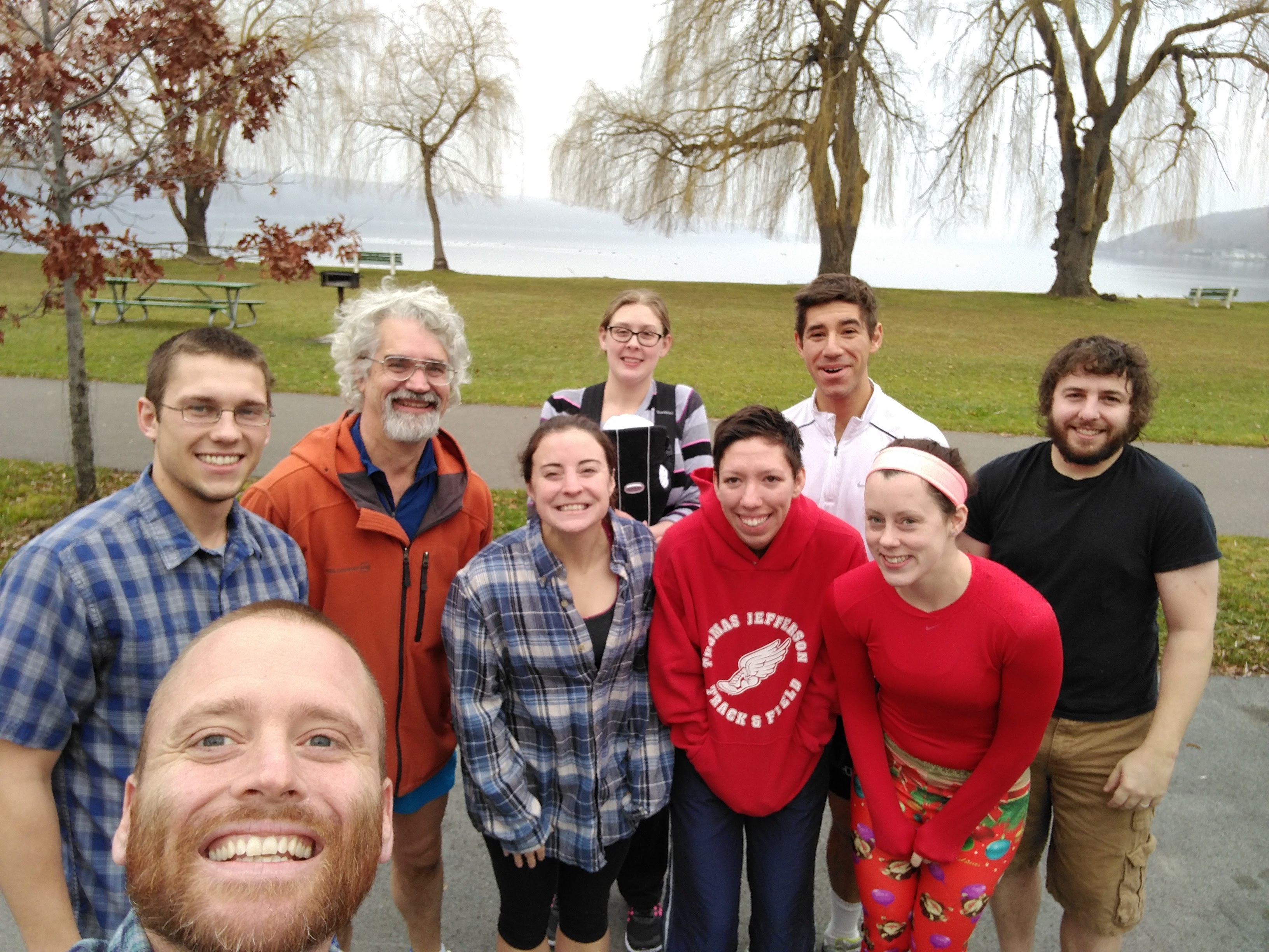 Ho Ho Holiday 5k Fun Run to Benefit #PlaidforDad