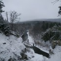 Winter Running Images In Ithaca